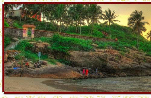 kovalam luxury beaches